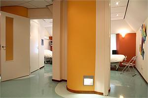 De Arenborghoeve beschikt over 3 recovery kamers