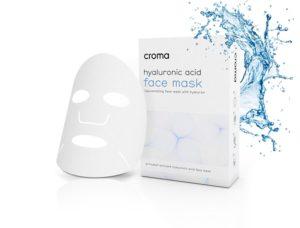 hyaluronic acid face mask
